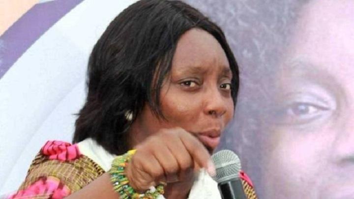 Ghanaian Counselor Charlotte Oduro