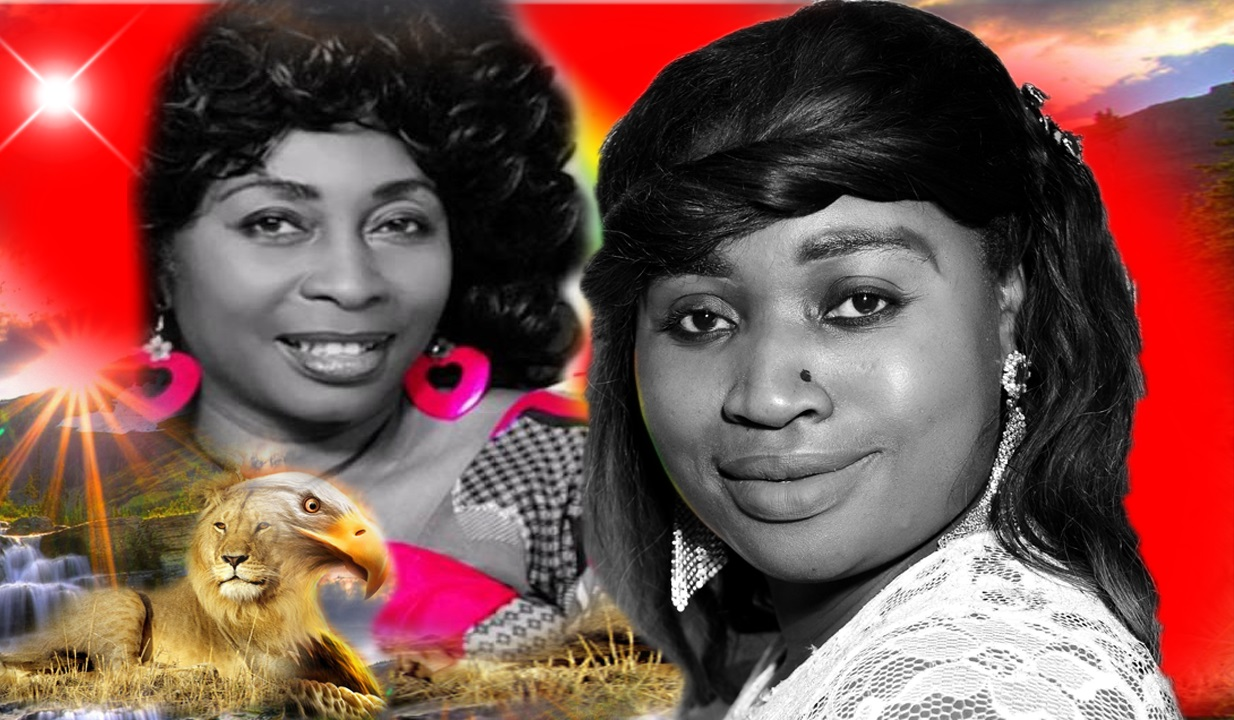 Gospel Queen Rev Dr Mary Ghansah Has Endorsed QueenLet